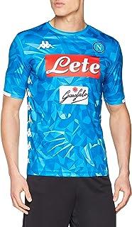 SSC Napoli, replika hemmatch, skjorta 2018/2019, man