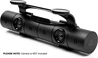 Privacy Shield for Playstation 4 Camera v2.0 by Foamy Lizard Protective Concealing Lens Cover for 2016 PS4 Console Camera 2.0 Sensor (NOT Compatible with Old Rectangular Camera, Camera NOT Included)