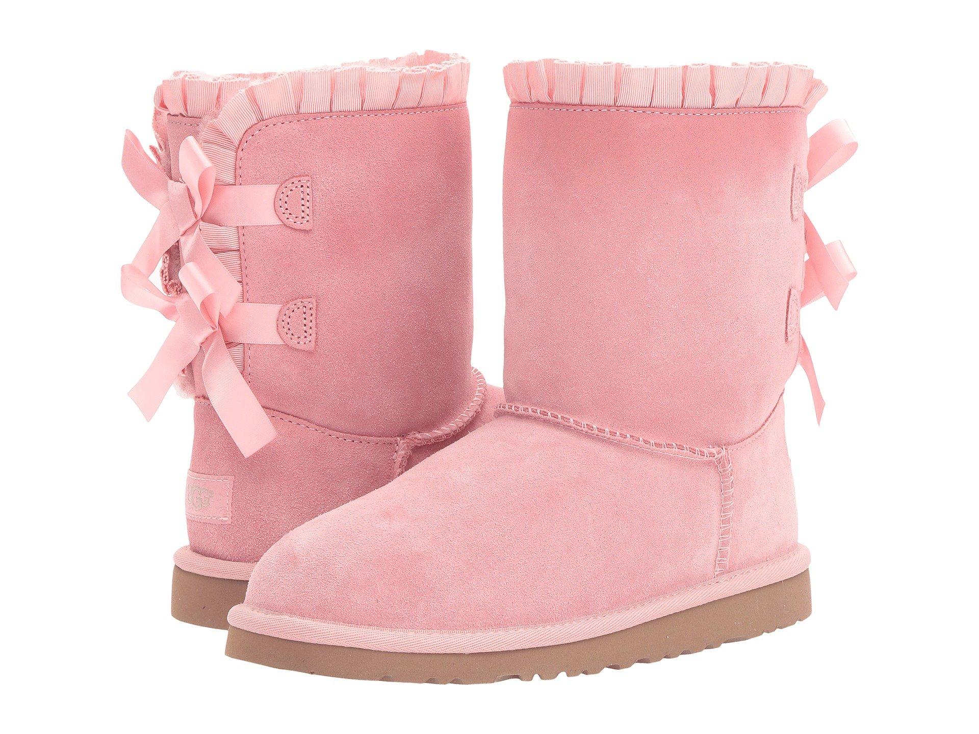 pink childrens uggs