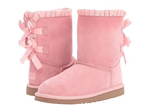 all pink uggs with bows