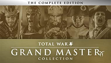 Total War Grand Master Collection [Online Game Code]