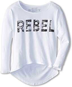 Rebel Hi Low Dolman (Big Kids)