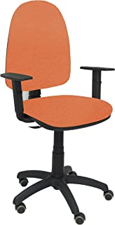PIQUERAS Y CRESPO 04cpbali363b24rp–Chaise de Bureau, Couleur Marron