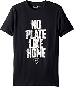 No Plate Like Home Short Sleeve Tee (Big Kids)