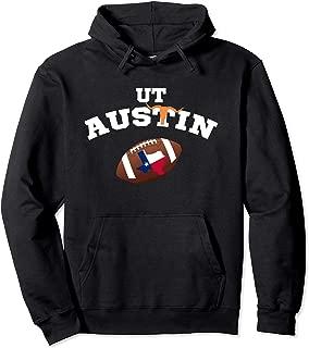 UT Austin Texas Football Pullover Hoodie