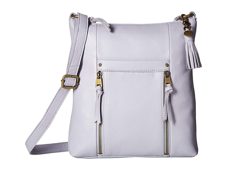 The Sak Ladera Crossbody by The Sak Collective (Lavender) Cross Body Handbags