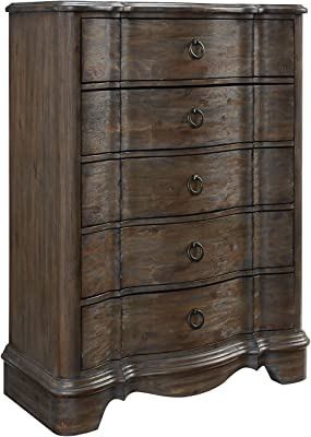 Amazon.com: Panamar - Vestidor de madera maciza con 4 ...