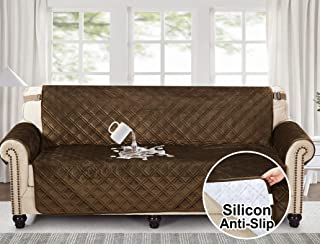 slipcovers for leather couch