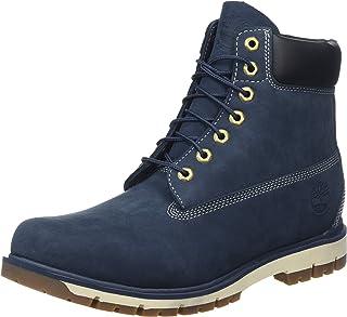 : Bleu Bottes et boots Chaussures homme