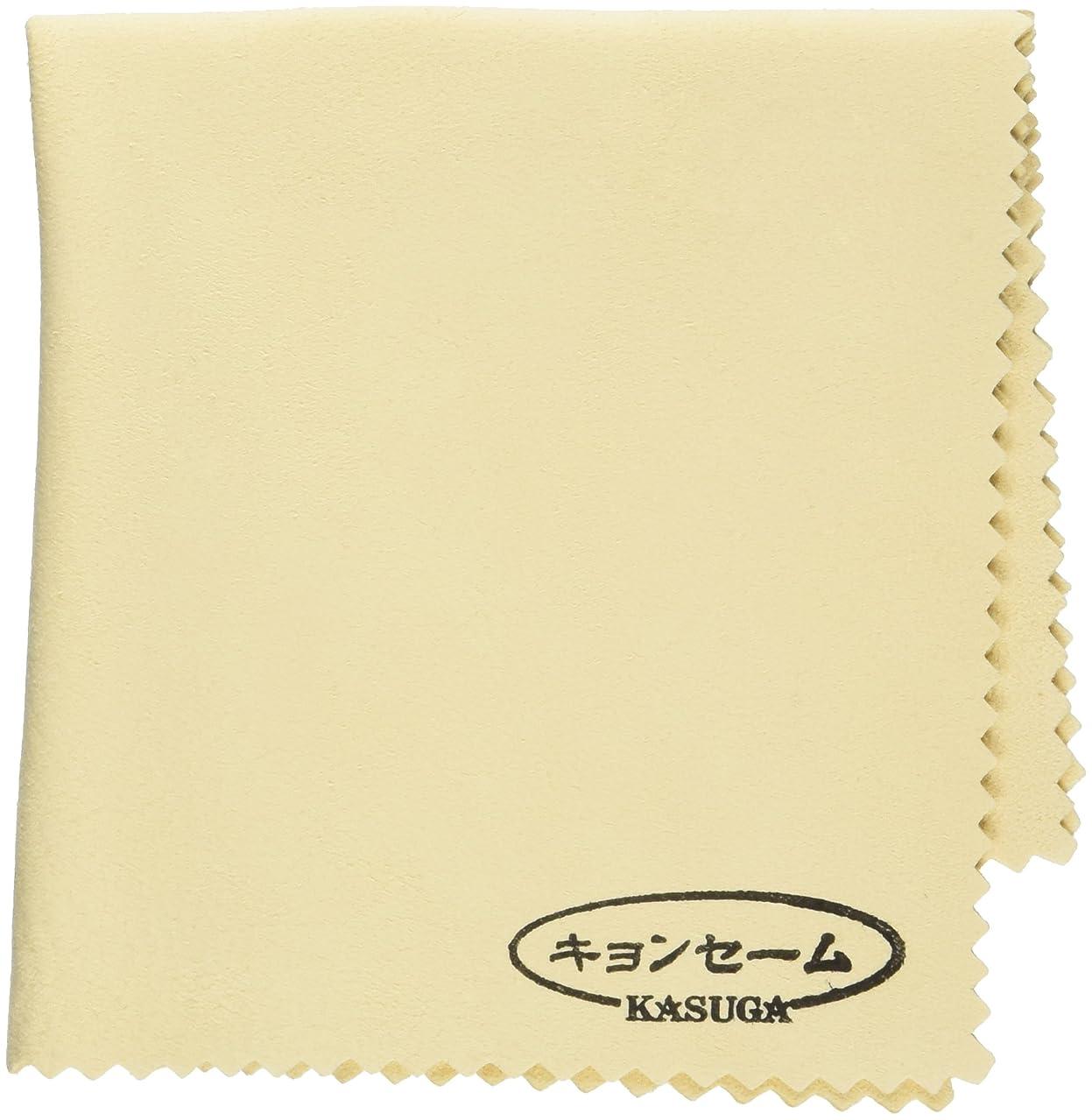 オーバーフローセットアップ保守可能春日 スキンケア用キョンセーム 20×20cm