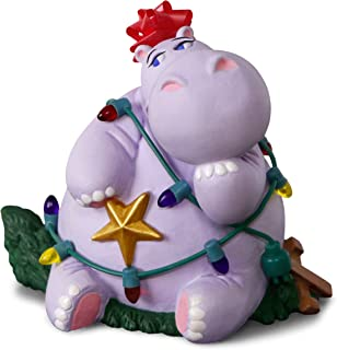 Best Hallmark Keepsake Christmas Ornament 2018 Year Dated, I Want a Hippopotamus for Christmas With Music Review