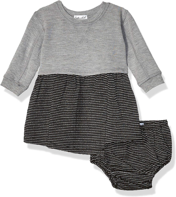 Splendid Baby Girls Oklahoma City 25% OFF Mall Dress Sleeve Long