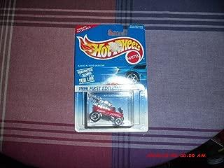 NIP '95 Hot Wheels 1996 First Editions #9 1970 Radio Flyer Wagon 14914 .HN#GG_634T6344 G134548TY22301