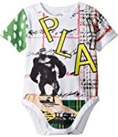 Burberry Kids - Play One-Piece ACABW Top (Infant)