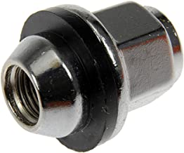 Dorman 611-210 Wheel Lug Nut for Select Nissan Models, Pack of 10 (OE FIX)