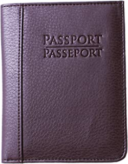 RFID Blocking Passport Wallet (Type II)