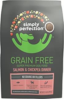 Simply Perfection Super Premium Grain Free Salmon and Chickpea Dinner