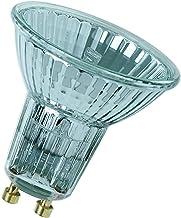 Osram Halopar reflektor halogenowy, gwint GU10, możliwość ściemniania, 20 W, ciepła biel - 2700 K