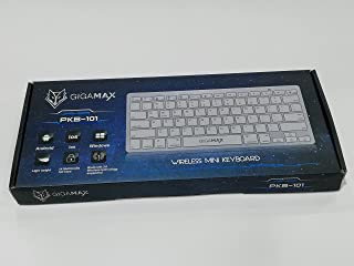 GIGAMAX Wireless Keyboard For All - PKB-101
