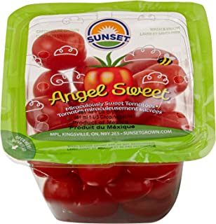 Sunset Angel Sweet Cherry Tomatoes, One Pint