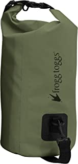 FROGG TOGGS Unisex-Adult FTX Gear PVC Tarpaulin Waterproof Dry Bag with Removable Cooler Insert