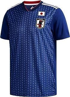 サッカー 日本代表 ホーム レプリカ ユニフォーム 2018 ワールドカップ 上下セット 半袖 Tシャツ ハーフパンツ メンズ キッズ