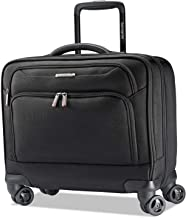 Samsonite Xenon 3 Spinner Mobile Office, 13.25 x 7.25 x 16.25, Bk