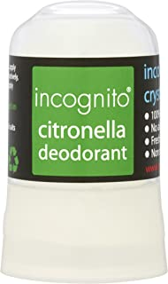 Incognito Natural Crystal Insect-Repelling Deodorant