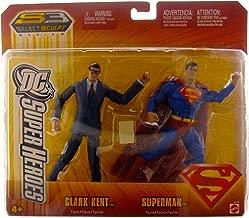 DC Super Heroes Clark Kent Superman 2 Pack