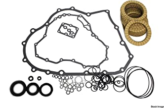 Transmission Rebuild Kit (INTERMEDIATE) Compatible with 2001-2005 Honda Civic BMXA