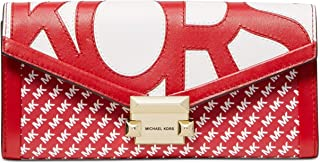 Whitney Large Graphic Logo Chain Wallet