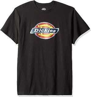 Men's Short Sleeve Regular Fit Logo Tee