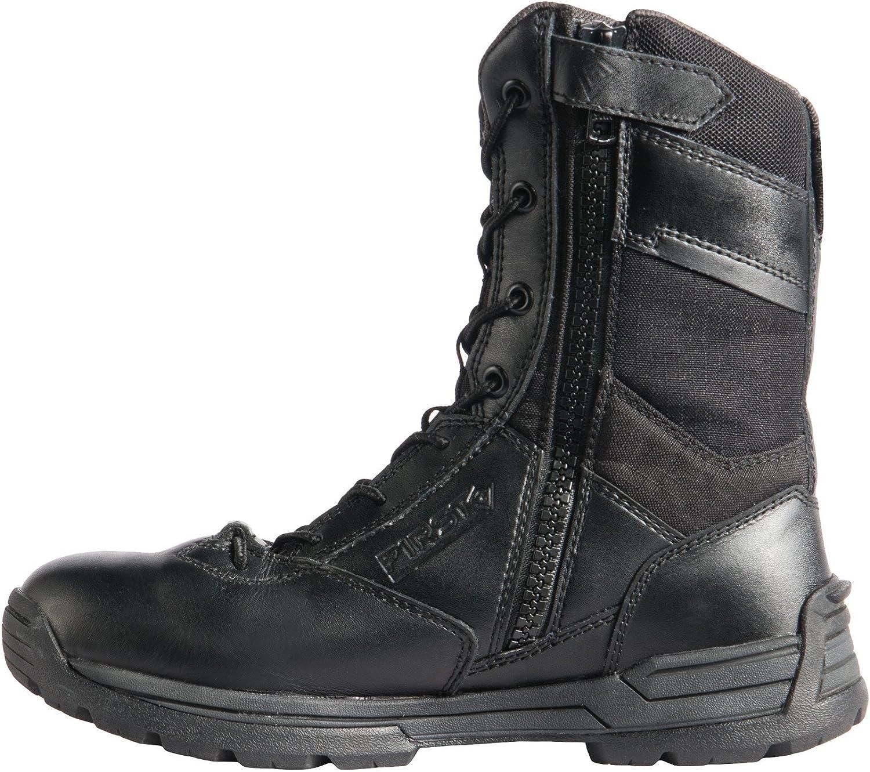 First Tactical Women's 8 Side Zip Duty Boot
