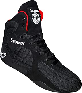 Otomix Men's Stingray Escape Bodybuilding Weightlifting MMA & Wrestling Shoes