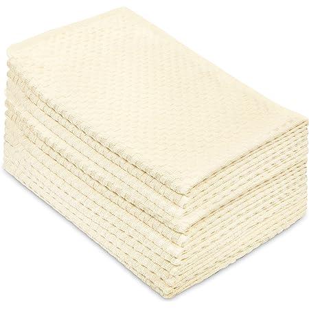 4x Quality Linen European Tea Towels 56x81cm Made In Czech-great Gift