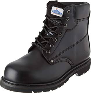 Portwest FW16 Boot Welted 39/6 PAS, 42, Noir