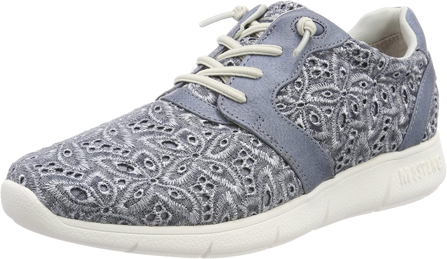 Mustang Women's 1242-404-875 Slip on Trainers
