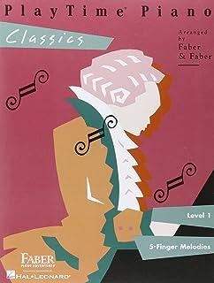 Playtime Piano Classics: Level 1