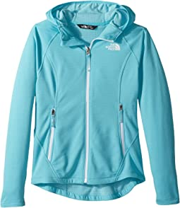 Mid Cloud Fleece Hoodie (Little Kids/Big Kids)