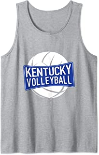 Kentucky Volleyball Graphic Tank Top