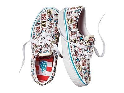 Vans Kids Era (Little Kid) ((Wheres Waldo?) Postage) Kids Shoes