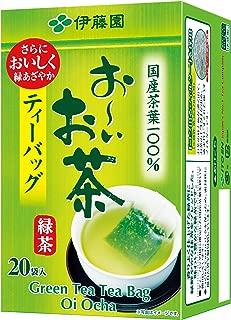 Itoen Japanese Green Tea 2g. (20 Tea Bags)
