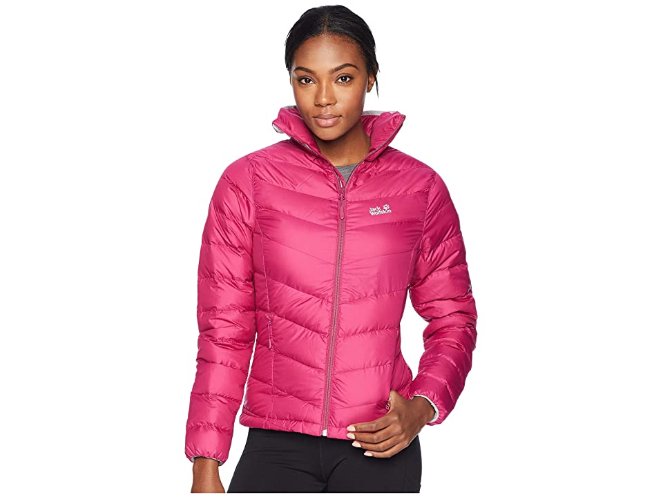 Jack Wolfskin Helium High Down Jacket (Amethyst) Women