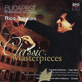 Orff: Carmina Burana & Glinka: Overture from Ruslan and Ludmilla