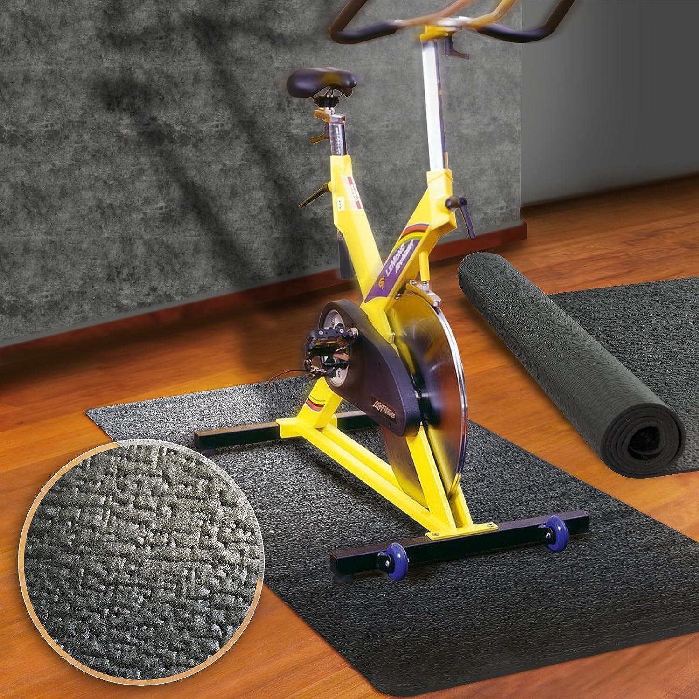 Floordirekt SPORT - High-Tech Unterlegmatte für Fitnessgerte - 3 Gren
