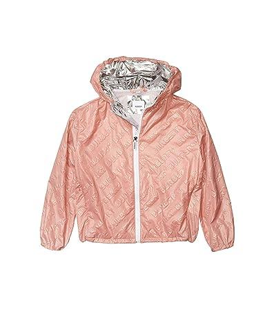 Burberry Kids Lorenzo Embossed Jacket (Little Kids/Big Kids) (Dusty Pink) Girl