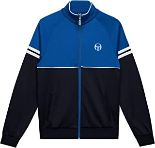 Sergio Tacchini Men's Orion Track Top, Blue