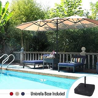 Best 11 ft white patio umbrella Reviews