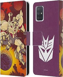 Head Case Designs Officieel Gelicentieerd Transformers Verloren Licht 2 Sub Stripkunst Lederen Book Portemonnee Cover comp...