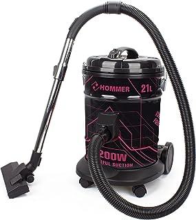 مكنسة كهربائية هوفر، 21 لتر بقدرة 2200 واط - متعددة الالوان - HSA211-06